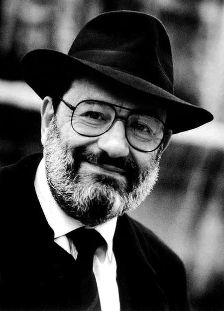 O fabuloso Umberto Eco.